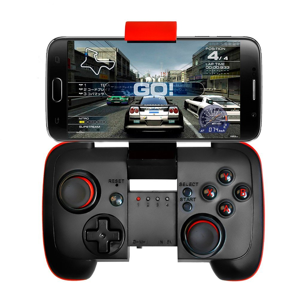 Best Android Game Controllers - KINGAR Wireless Gamepad