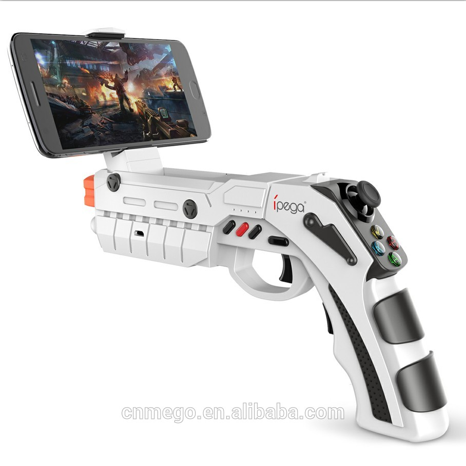Best Android Game Controllers - Luxmo iPega PG9057 Gun Controller