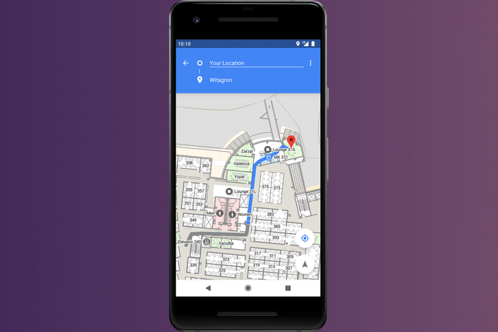 Android P New Features - Wi-Fi Round Trip Time