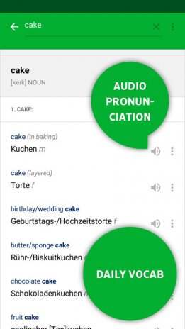 Best Translation Apps for Android - PONS