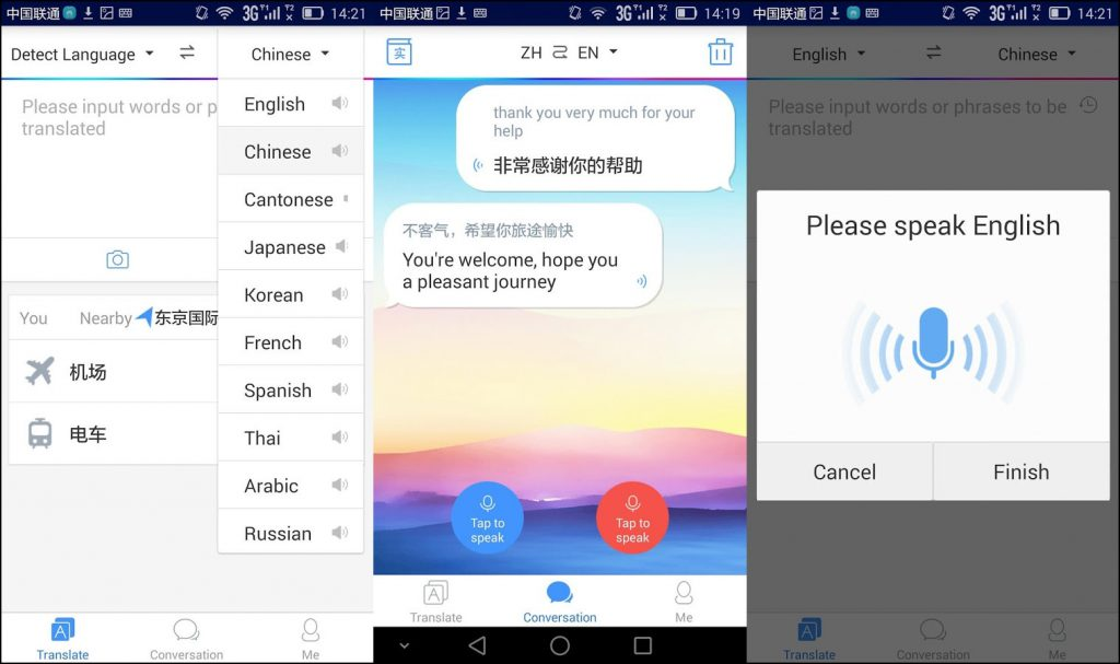 Best Translation Apps for Android - Translate Voice
