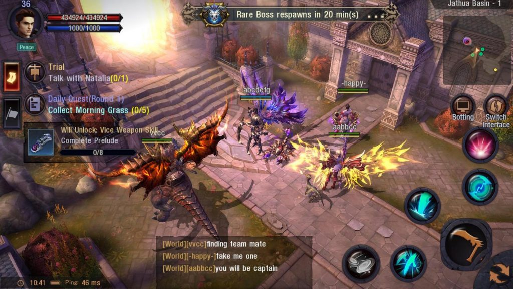Android Hack and Slash Games – Blade Reborn