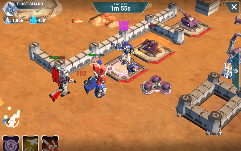 Android Hack and Slash Games – Earth Wars