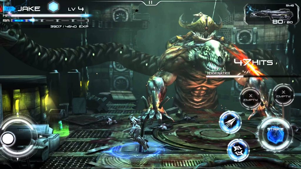 Android Hack and Slash Games – Implosion