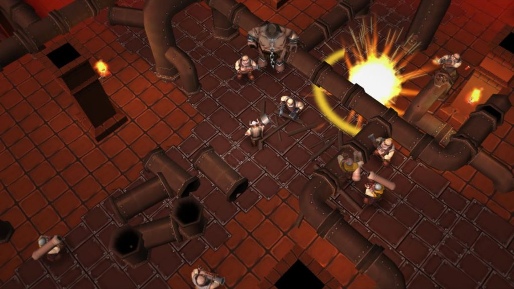 Android Hack and Slash Games – Runic Rampage