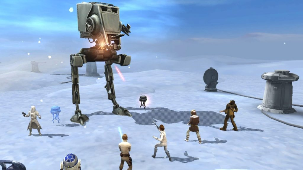 Android Hack and Slash Games – Star Wars Galaxy of Heroes