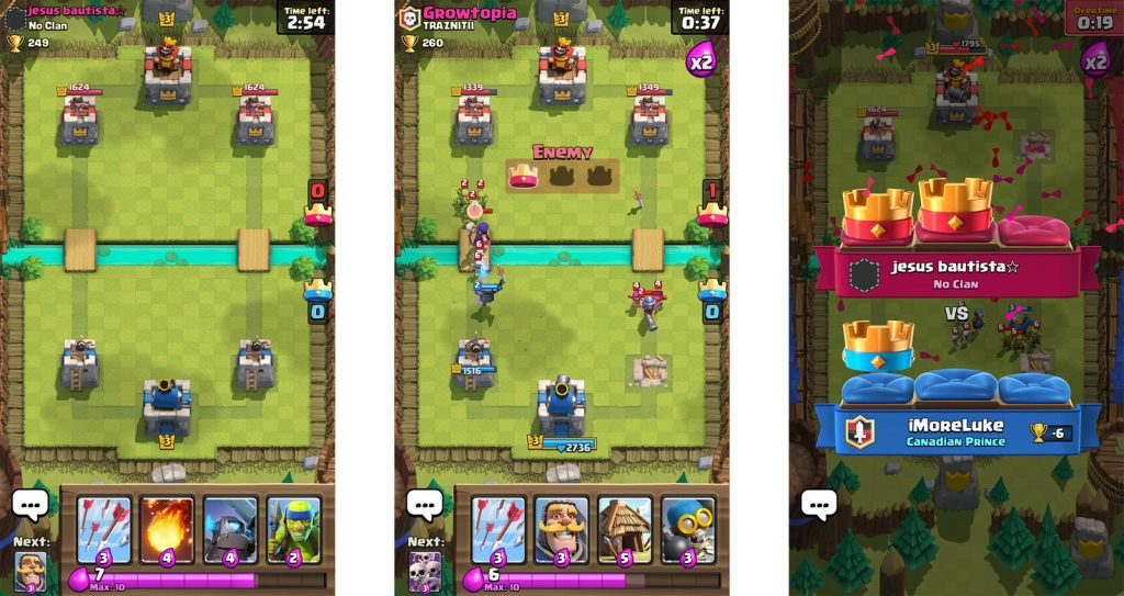 Best Strategy Games for Android – Clash Royale