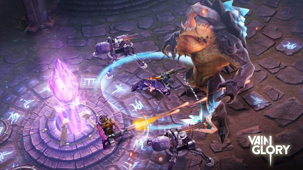 Best Strategy Games for Android – Vainglory