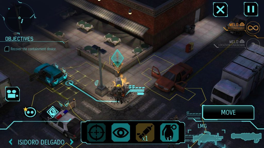 Best Strategy Games for Android – XCOM Enemy Within
