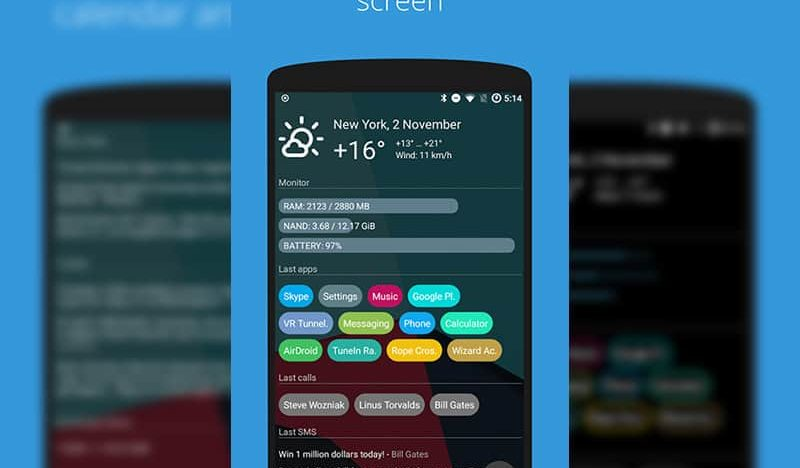 10 Best App Launcher for Android for Customizing and Supercharging Your Phone in 2018
