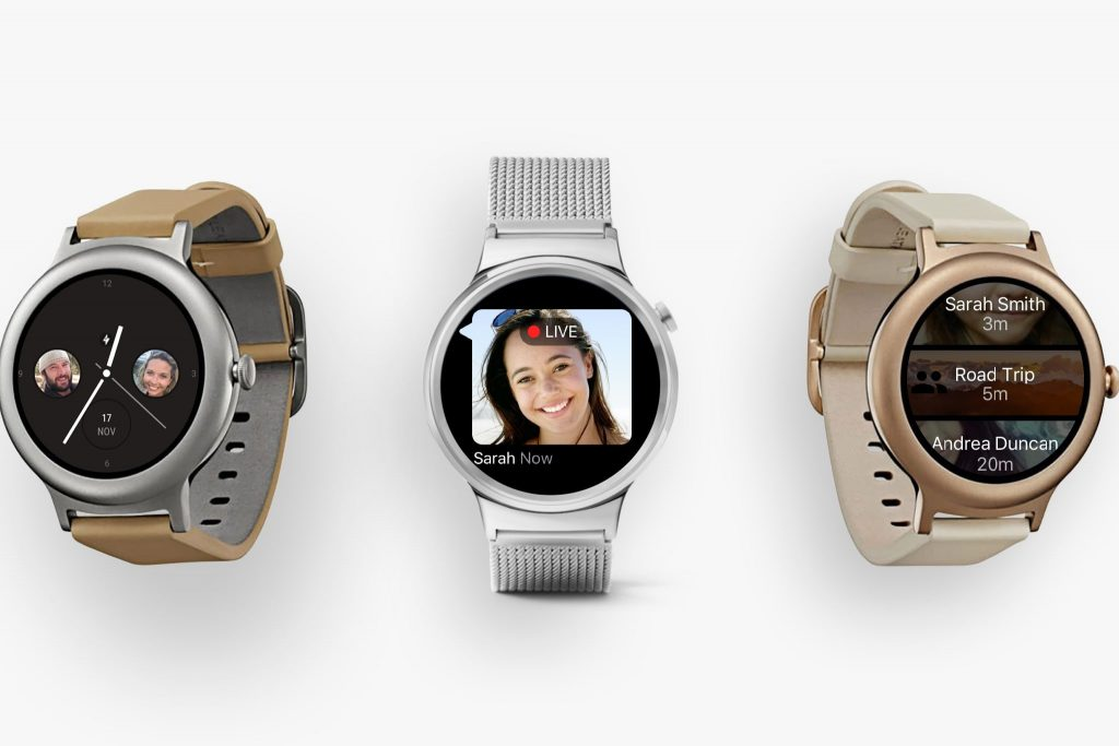 Best Android Wear Apps - Glide