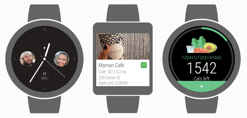 Best Android Wear Apps - Lifesum