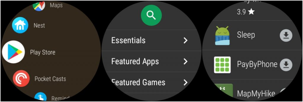 Best Android Wear Apps - Sleep as Android
