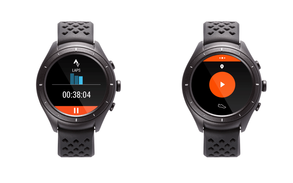 Best Android Wear Apps - Strava