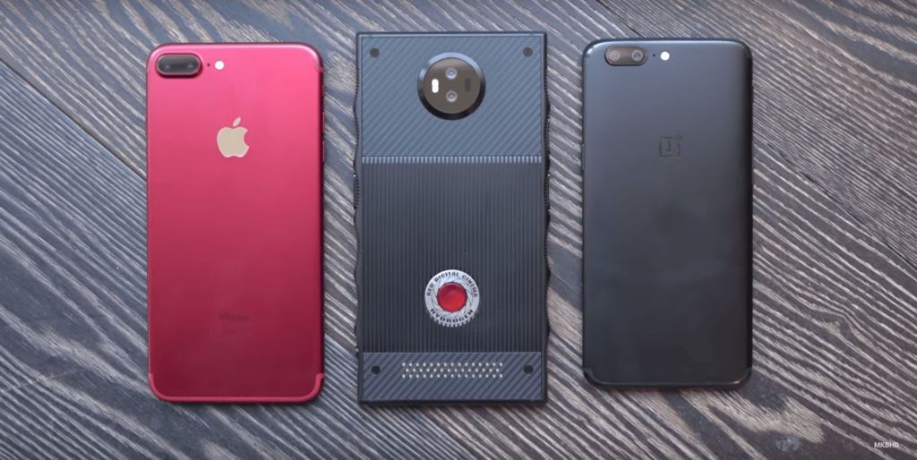 New Android Phones - RED Hydrogen One