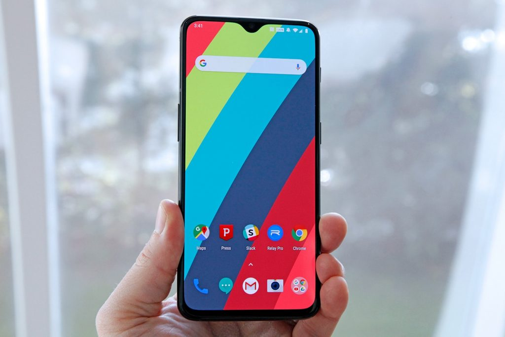 #10 in Our Best Camera Phone List - OnePlus 6T