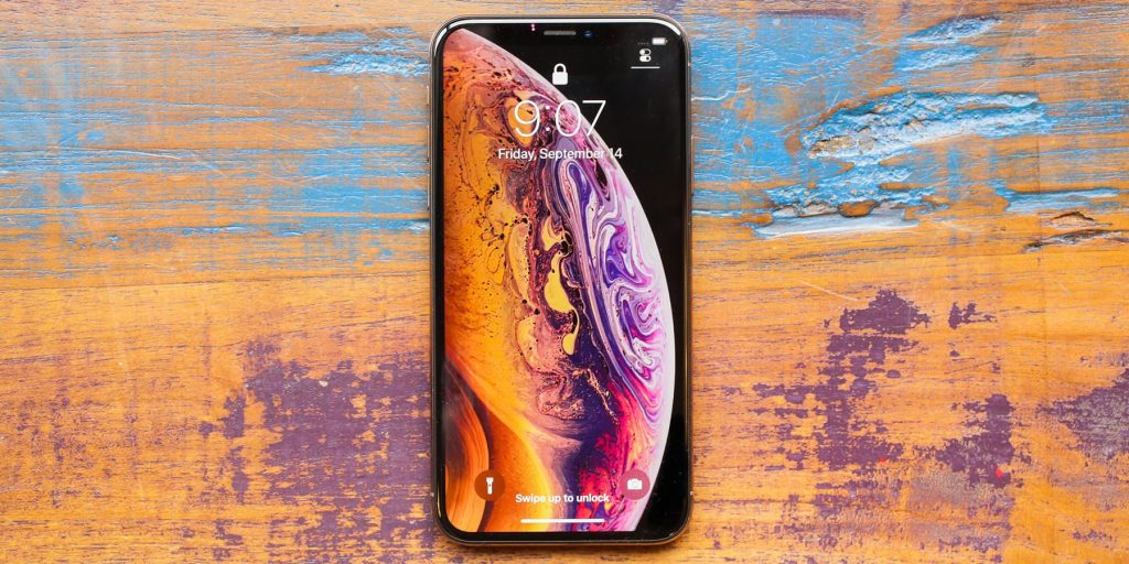 #4 in Our Best Camera Phone List - iPhone XS