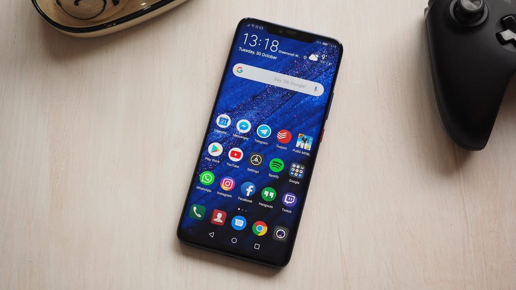 #6 in Our Best Camera Phone List - Huawei Mate 20 Pro