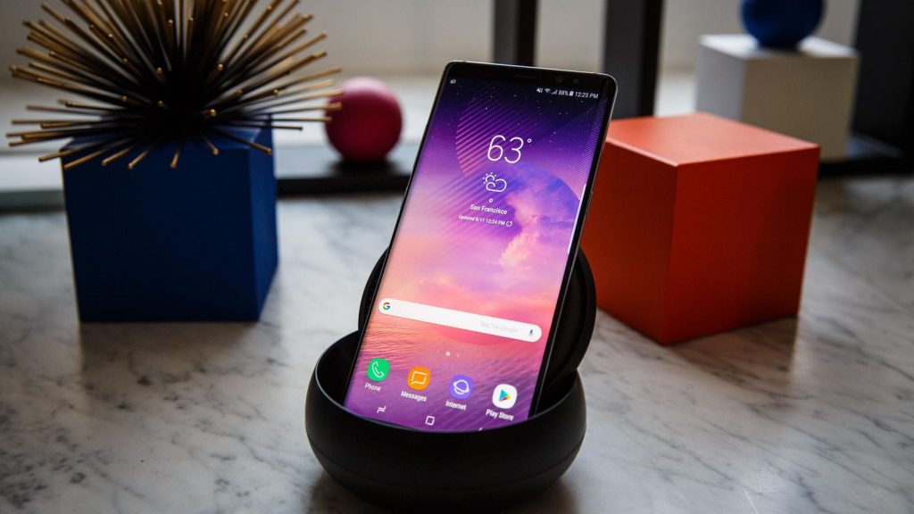 #7 in Our Best Camera Phone List - Samsung Galaxy S9