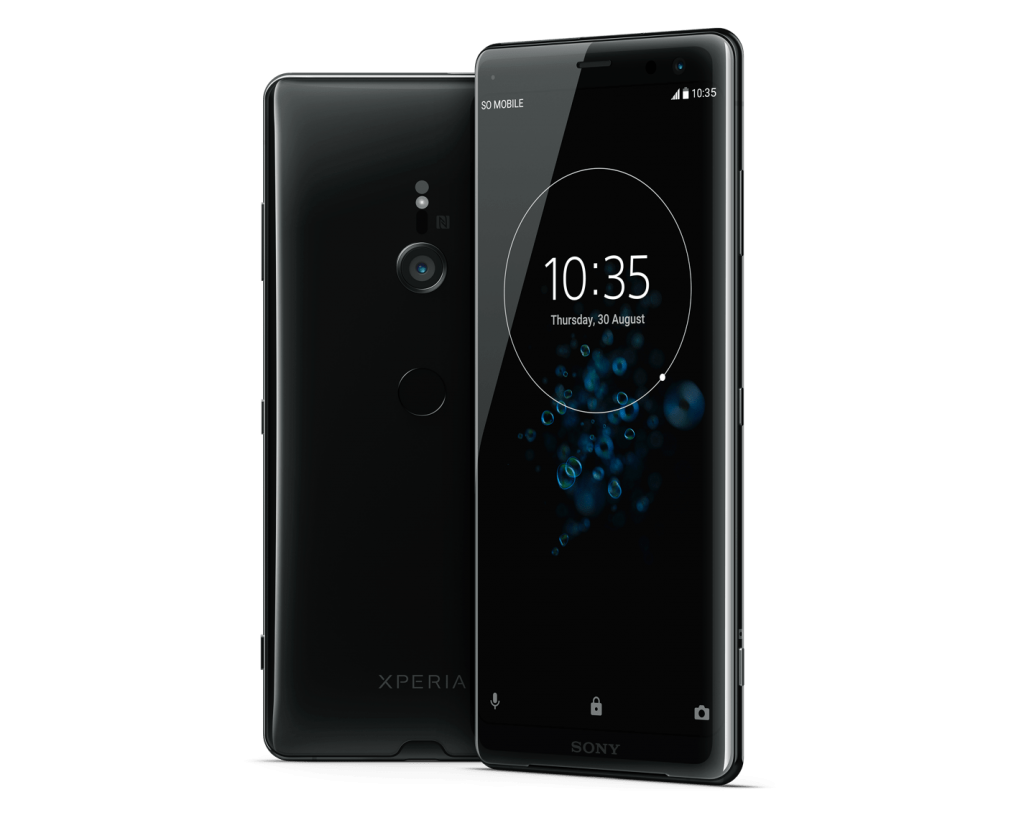 #8 in Our Best Camera Phone List - Sony Xperia XZ3