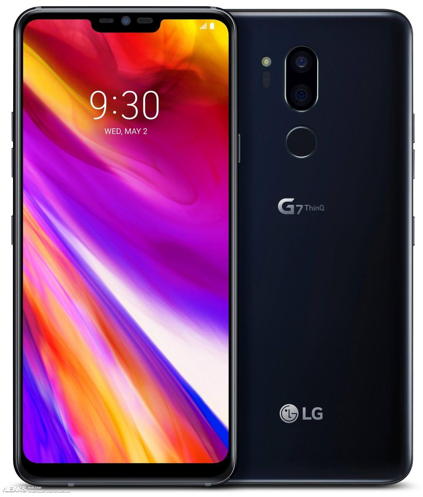 #9 in Our Best Camera Phone List - LG G7 ThinQ