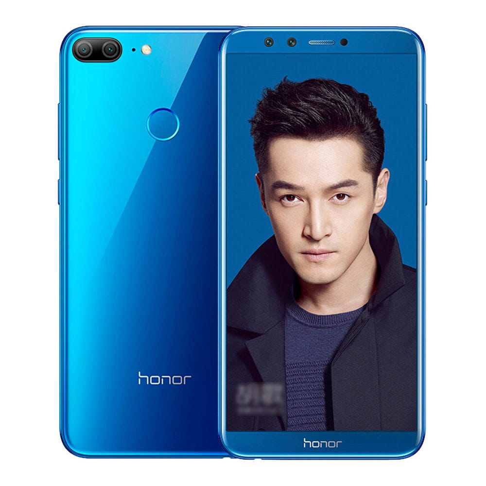 #2 in Our Best Budget Phone 2018 -  Huawei Honor 9 Lite