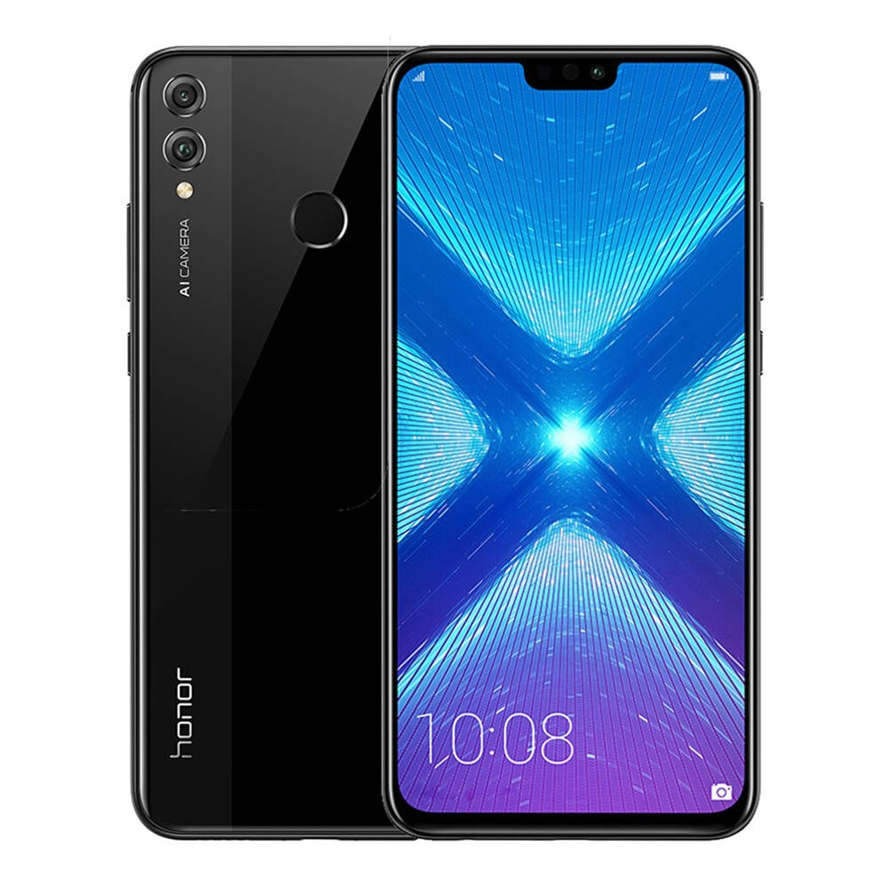 #3 in Our Best Budget Phone 2018 -  Huawei Honor 8X
