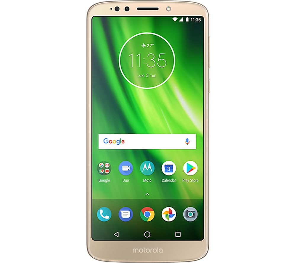 #5 in Our Best Budget Phone 2018 -  Motorola Moto G6 Play