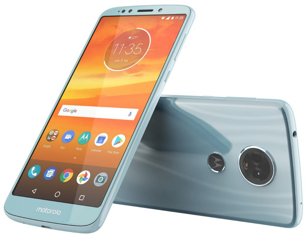 #8 in Our Best Budget Phone 2018 - Motorola E5 Plus