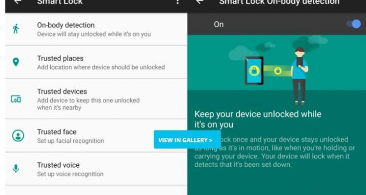 Secret Android Tips and Tricks - Unlock Your Phone Automatically When You Reach Home