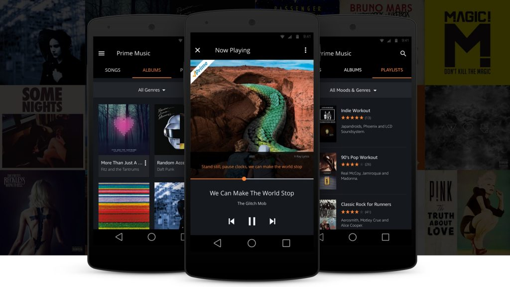 Best Music App for Android - Amazon Music