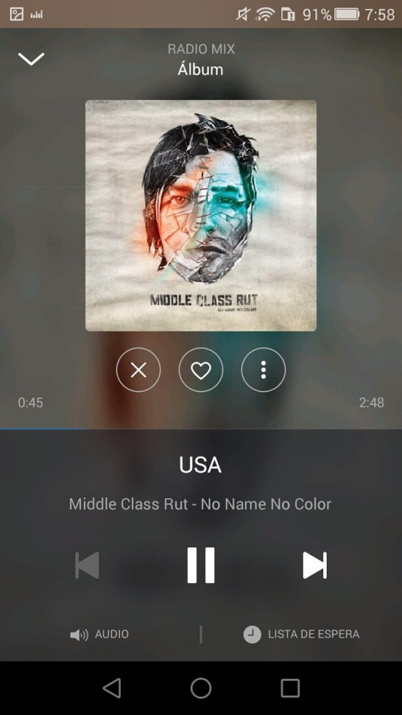 Best Music App for Android - Deezer