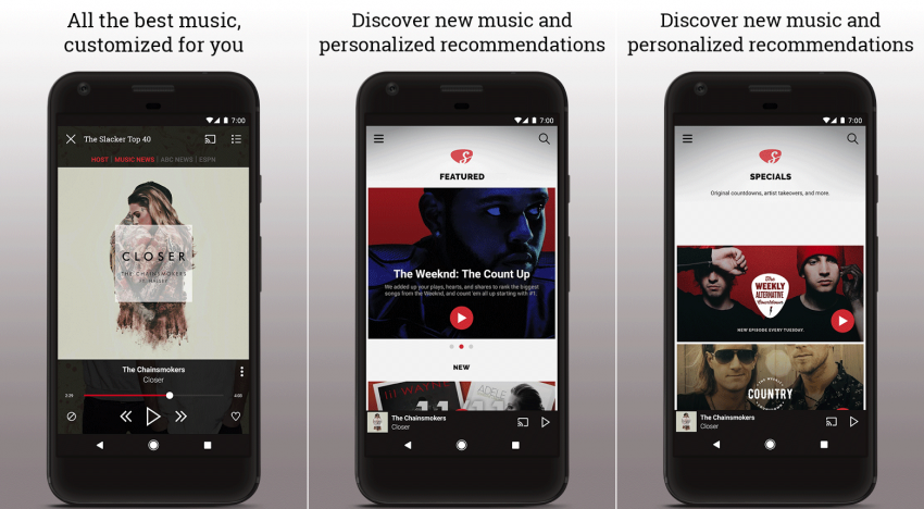 Best Music App for Android: 10 of the Hottest Ones on the Market Right Now