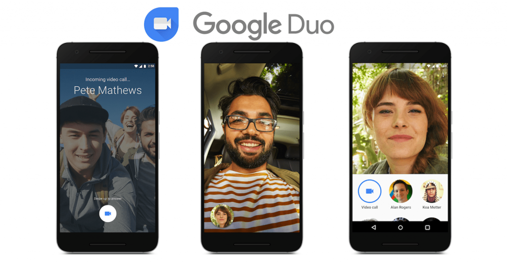 Google Duo - Best Video Calling App List