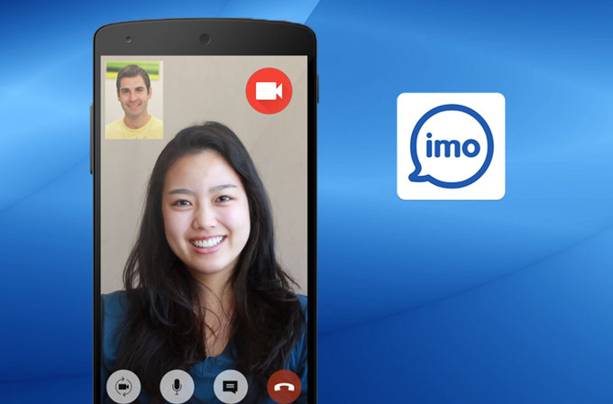 IMO - Best Video Calling App List
