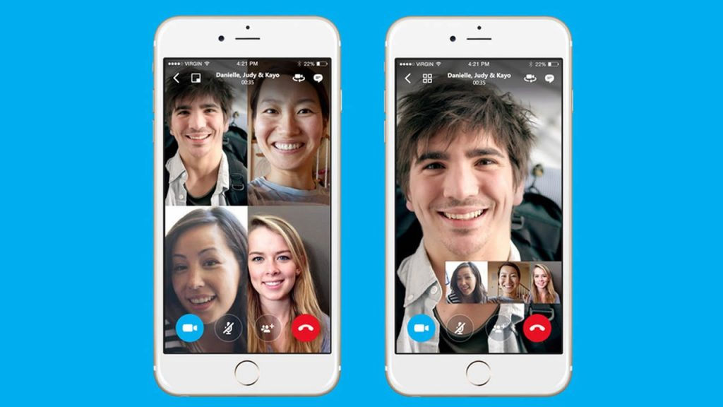 Skype - Best Video Calling App List