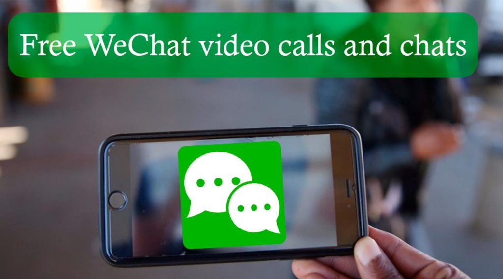 WeChat - Best Video Calling App List