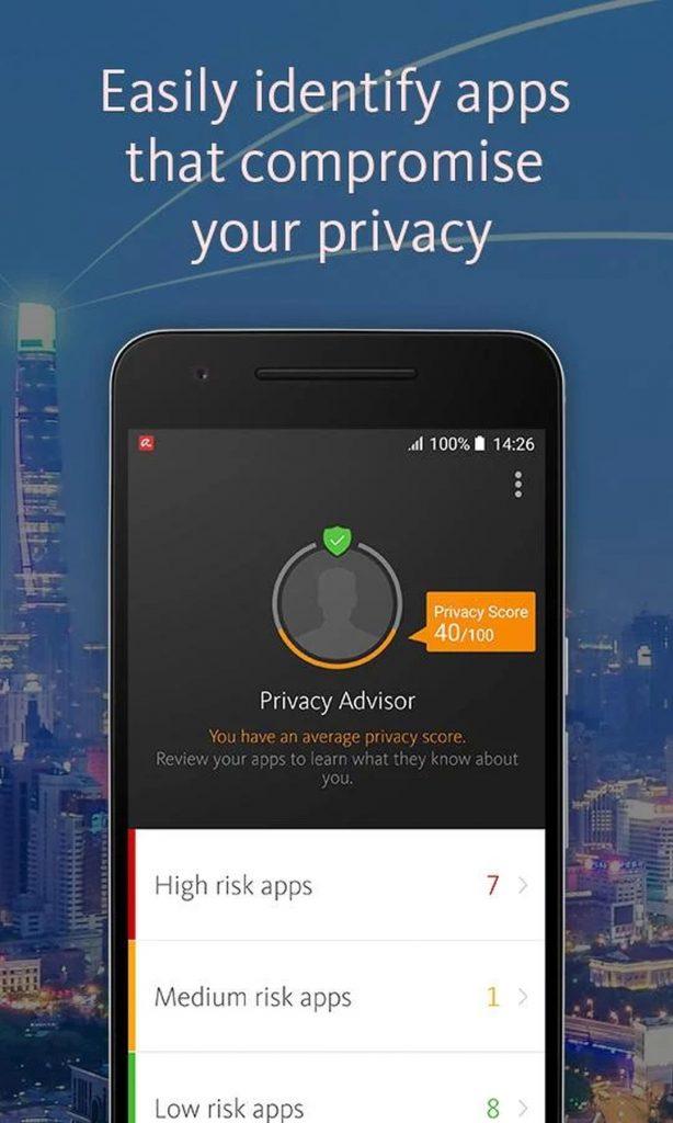 4. Avira Antivirus Security 2019