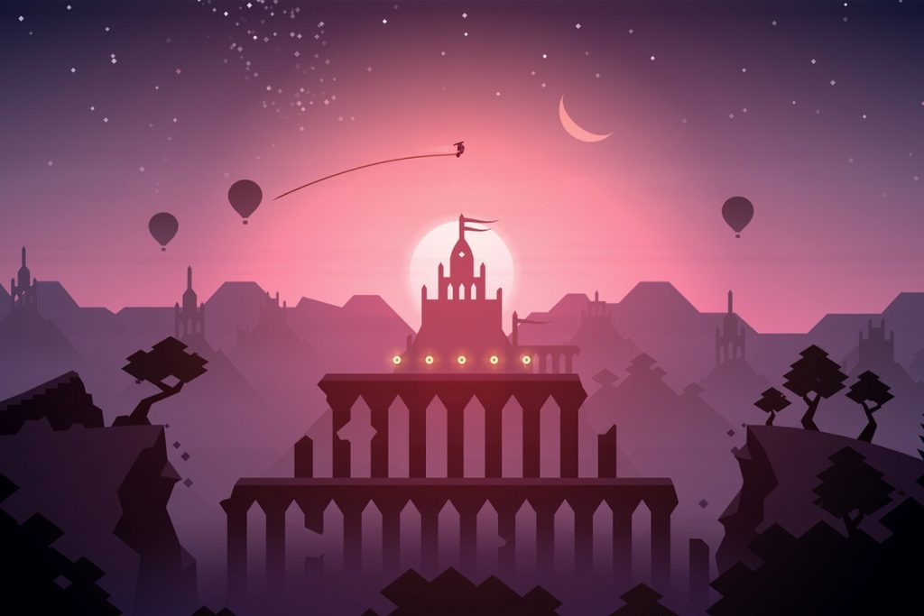 1. Alto's Odyssey – One of the Best Offline Adventure Games of All Time