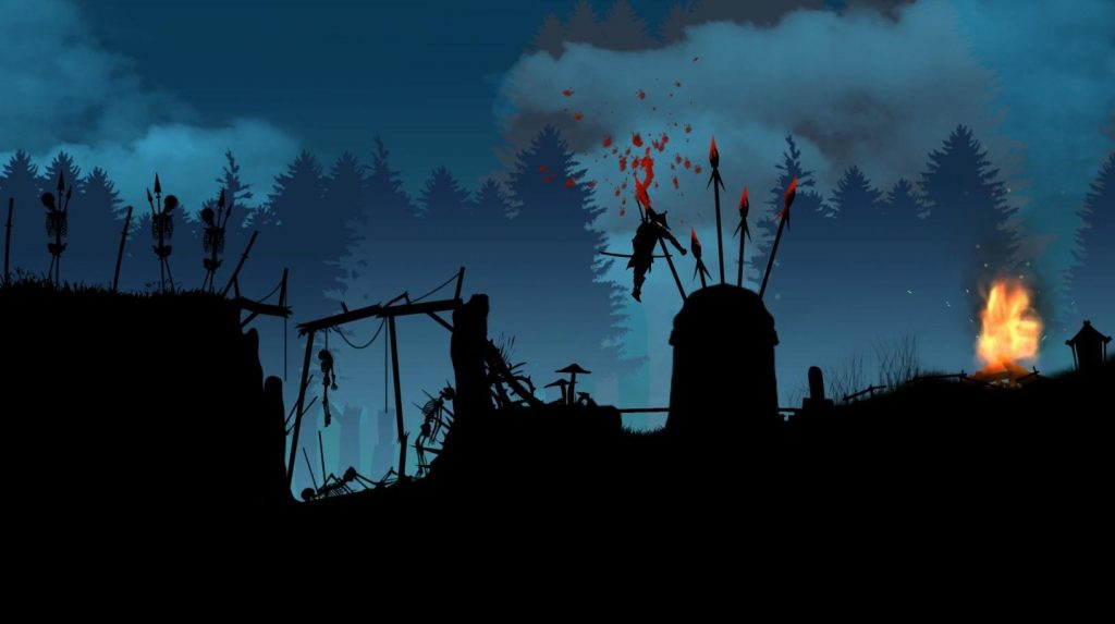 10. Ninja Arashi