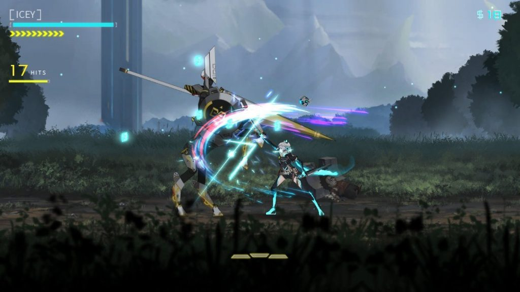 ICEY – One of the Best Among the Modern Hack and Slash Games
