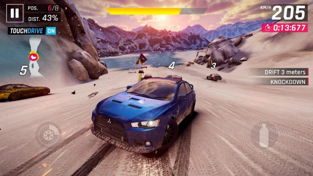 2. Asphalt 9: Legends