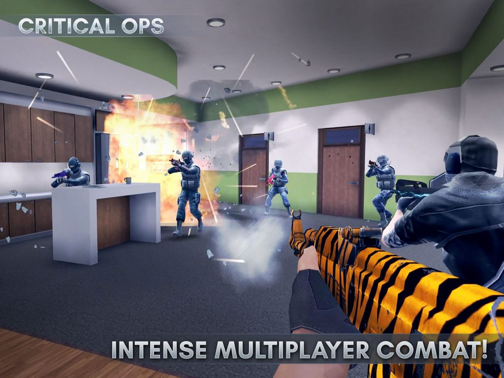 7. Critical Ops