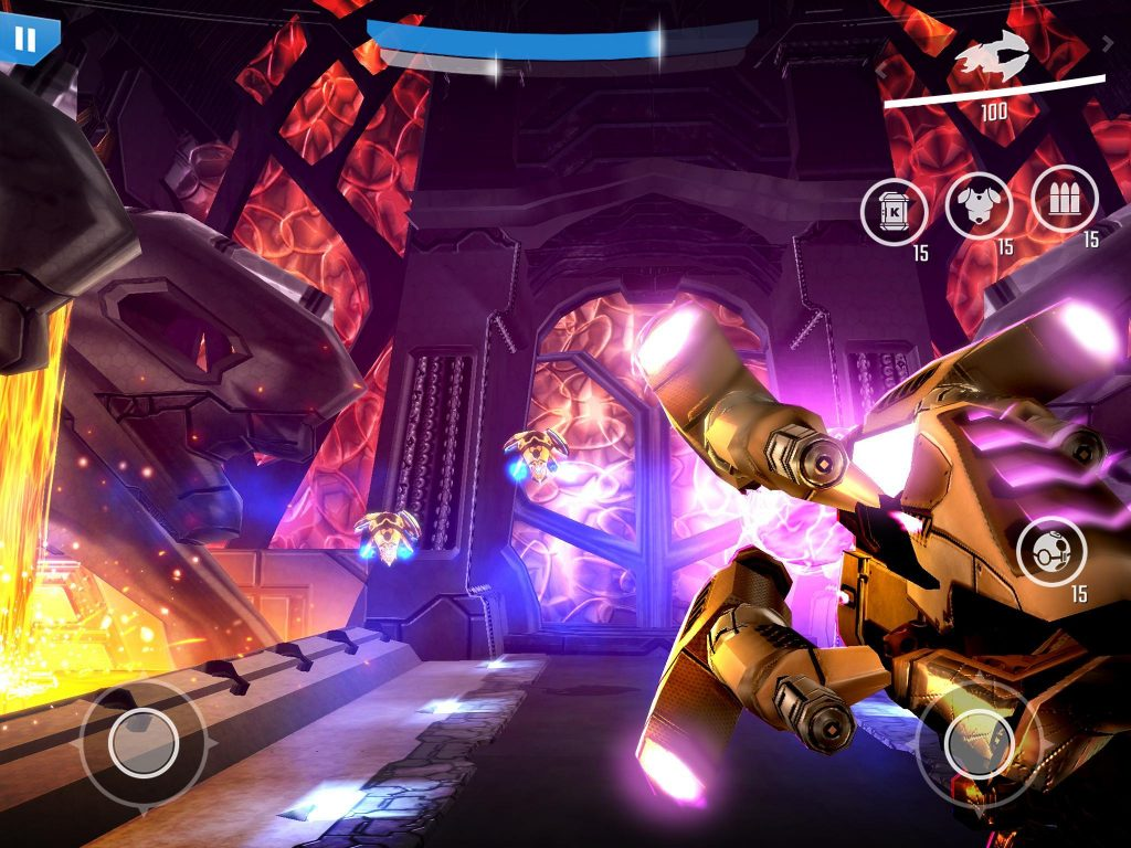 8. NOVA Legacy – The Best Multiplayer Android Game Under Sci-Fi Category