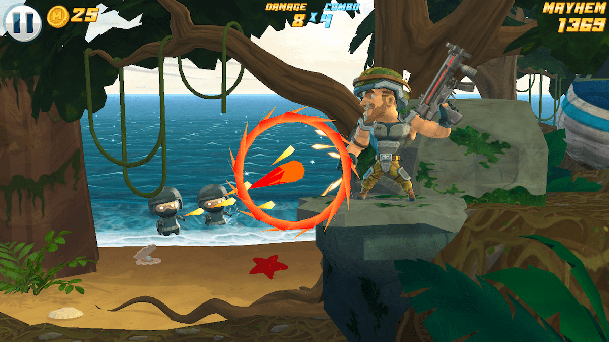 20. Major Mayhem 2 – One of the Best Offline Mobile Games Under Shooting Category