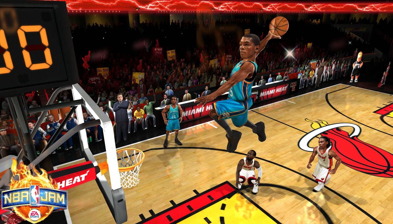9. NBA Jam