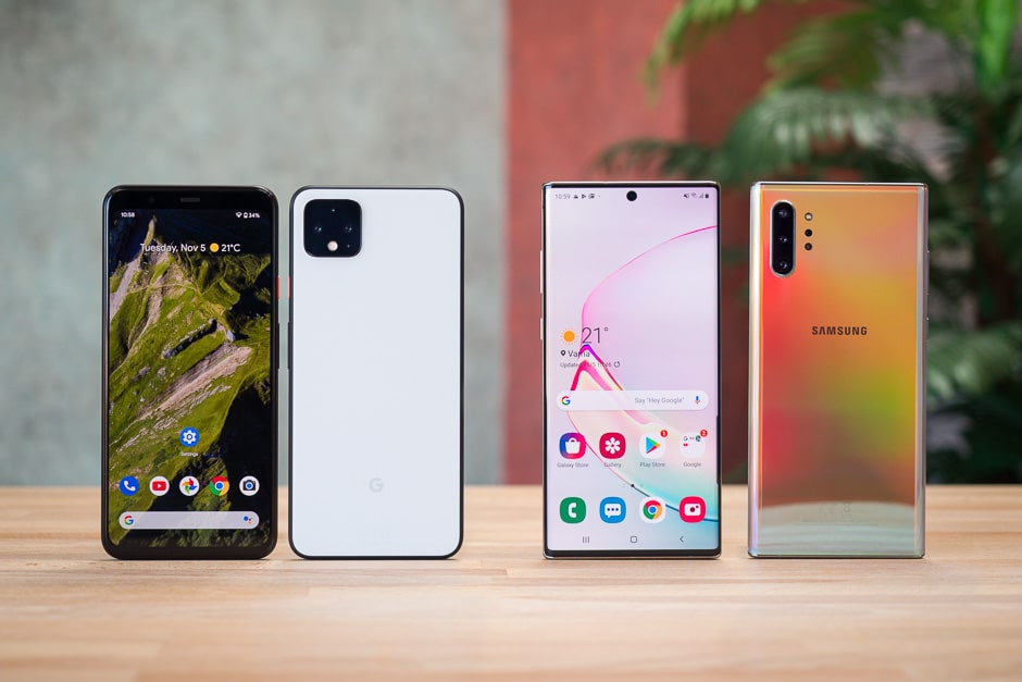 Android 10 Phones - Which devices have received the update