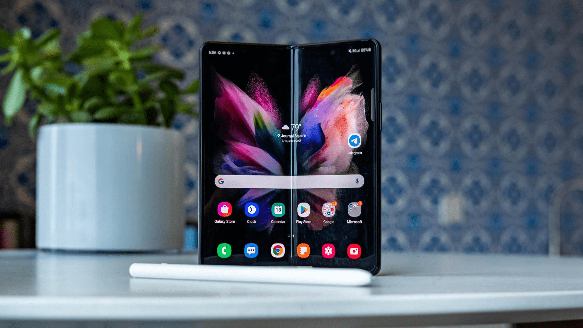 Samsung Galaxy Z Fold 3 (August 2021) - Best Upcoming Android Foldable Phones List